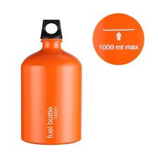 BRS Gas Oil Fuel Bottle Motorcycle Emergency Petrol Gasoline Canister 1000ml