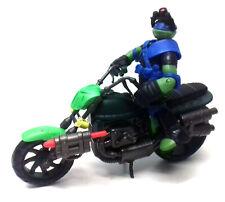 """Teenage Mutant Ninja Turtles Motorbike Vehicle with 5"""" toy action figure set"""