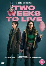 Two Weeks to Live - Series 1 [DVD] Maisie Williams, Sian Clifford