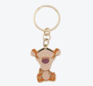 TDR Tokyo Disney Resort 2020 Swing Tigger Key Chain Winnie the Pooh Piglet