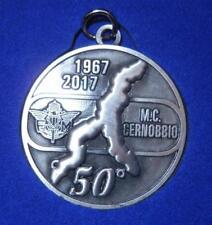 2017 FIM Moto Club Cernobbio , Como Italy, 50 years event medal NEW in box