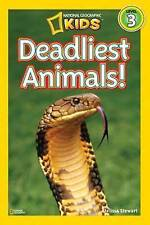 National Geographic Readers: Deadliest Animals-ExLibrary