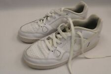 Mens NIKE AIR FORCE White Trainer Sneakers Size UK 7