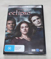 The Twilight Saga - Eclipse (DVD, 2010) New Sealed