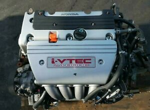 HONDA ACCORD 2.4 VTEC ENGINE K24A3 2003-2007