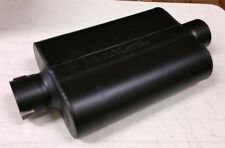 "SALE Flowmaster Super 44 Series Steel Muffler 3"" Center Inlet / Center Outlet"