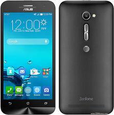 Asus Zenfone 2e Z00D GSM LTE ATT UNLOCKED Android 8GB Black Smartphone New ****