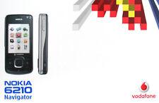 Nokia  6210 Navigator - Schwarz (Ohne Simlock) Smartphone