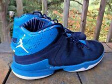 Nike Jordan Super.Fly 4 PO Tdl Blue/White/Cllg Navy/Infrared 2 Shoes Mens Sz 13