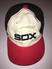 CHICAGO WHITE SOX MLB CAP HAT COOPERSTOWN COLLECTION  AMERICAN NEEDLE SNAPBACK