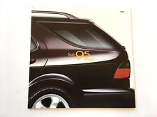 1999 SAAB 95 9-5 Wagon Original Car Sales Brochure