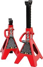 2 Ton Capacity Steel Jack Stands Lift Vehicle Support 1 Pair Heavy Duty Safe Car