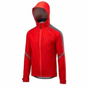 Altura Nightvision Cyclone Waterproof Jacket Red XL BNWT FREE UK PP RRP 99.99 !
