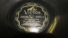 BERT LOWN VICTOR 78 RPM RECORD 22541 I'M YOURS / HERE COMES THE SUN