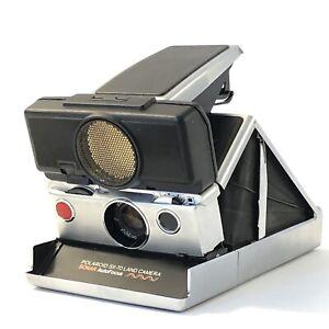 Polaroid Sx-70 AUTOFOCUS SONAR - Funciona Perfectamente - GARANTIA