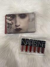 Nars x Sarah Moon Mind Game Velvet Lip Glide Set Nib 6 Shades Limited Edition