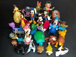 Toy Lot Vintage McDonalds Disney Figures Figurine Mix Modern Bundle Huge Bulk 30