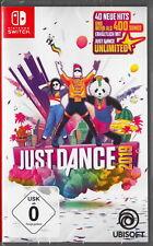 Just Dance 2019 Nintendo switch-nuevo embalaje original & - versión en alemán