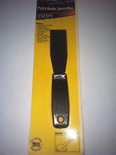 "Putty Knife Semi-flex 1-1/4"" Wide Metal Steel Blade Cal-Van Tools 1.25 USA MADE"