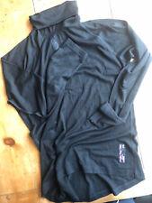 Rapha Black Polo Neck Merino Base Layer XL Brand New Never Worn