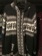 Mens Lama Chile Sweater