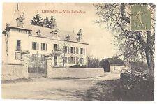 CPA 21 - LIERNAIS (Côte d'Or) - 3. Villa Belle-Vue
