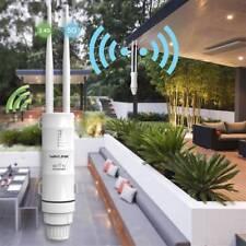 Wavlink WL-WN570HA1 AC600 Outdoor High Power-Dual-Band-Wi-Fi-Range-Extender De