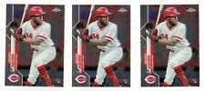 2020 Topps Chrome Aristides Aquino - Lot of 3 Rookie Cards Reds RC