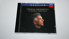 Frederic Chopin - Chopin Favourites (1990) VLADIMIR ASHENAZY A DECCA CD