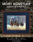 Mort Kunstler The Soldiers of Old Glory Mini Print Custom Framed