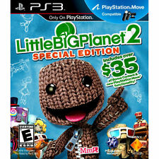 Sony PlayStation 3 LittleBigPlanet 2:Special Edition Only on Playation Brand New