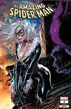 AMAZING SPIDERMAN 1 PHILIP TAN BLACK CAT VARIANT A NM