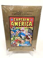 Golden Age Captain America Volume 6 Marvel Masterworks HC Hard Cover New Sealed