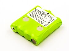 Akku für Topcom Twintalker 9100 / PMR446 / TT9100 /   NI-MH 4,8V / 700mAh