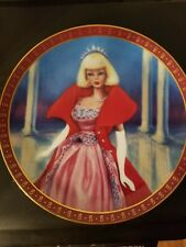 Danbury Mint Collector Plate - 1963 Barbie Sophisticated Lady, New in Box