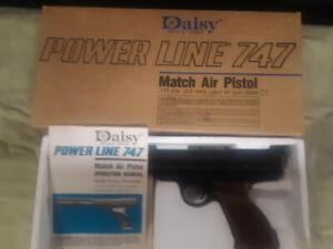Daisy Powerline 747 .177 Pistol