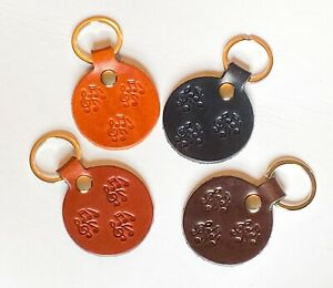 Keyring leather Gift for Music lovers/Gift for Musicians/Gift for Music Teacher/