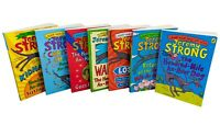 Jeremy Strong Hundred Mile An Hour The Dogs Collection 7 Books Gift Set Pack