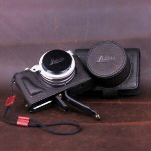 Leather All-inclusive Camera Case Portable Fit For Leica D-LUX 7 D-LUX Typ109