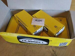 Hubbell HBL4700 Receptacle Industrial Duplex Twist-Lock *Box of 7*
