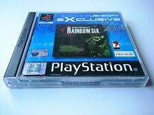 Tom Claney's: Rainbow Six -> CIB -> PS1/PSX -> Shipping Discount Inside ^
