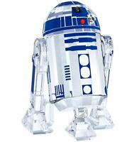 Swarovski Crystal Creation 5301533 Star Wars R2-D2 Size: 6.8 x 4.5 x 4.4 cm