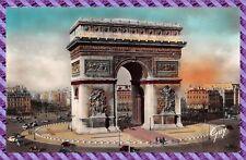 Carte Postale - Paris - Arc de triomphe de l'etoile
