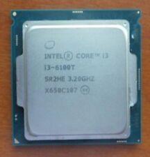 Intel Core i3-6100T 3.2GHz 35W Skylake LGA1151 CPU Processor