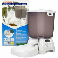 Pet Mate C3000 Automatic Cat Dry Food Feeder