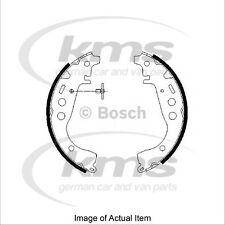 New Genuine BOSCH Brake Shoe Set 0 986 487 589 Top German Quality