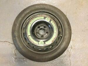 """BMW Z3 & Z4 17"""" Spare Space Saver Wheel & Tyre Alloy 125 80 R17 E36 E37 E86 E85"""