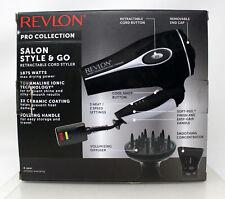 Revlon Pro Collection Salon Style and Go See Description