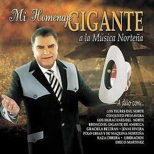 Don Francisco : Mi Homenaje Gigante a La Musica Nortena CD