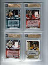 11-12 ITG Ultimate Auto Gold Zdeno Chara PACK PULLED 1/1